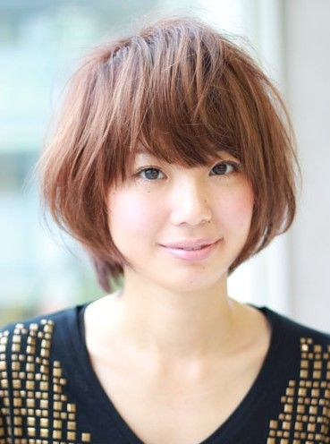 Best Japanese Hairstyles Cute Asian Haircuts Images On - Bob hairstyle japan
