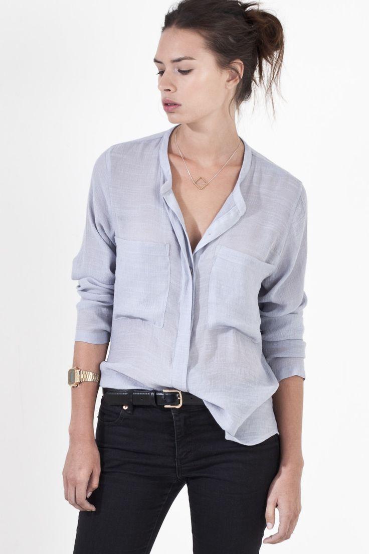 Sitting Pretty   Shop   AW15   Rain blouse