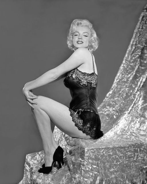 "allthroughthenightb: ""Marilyn Monroe. ""                                                                                                                                                                                 More"