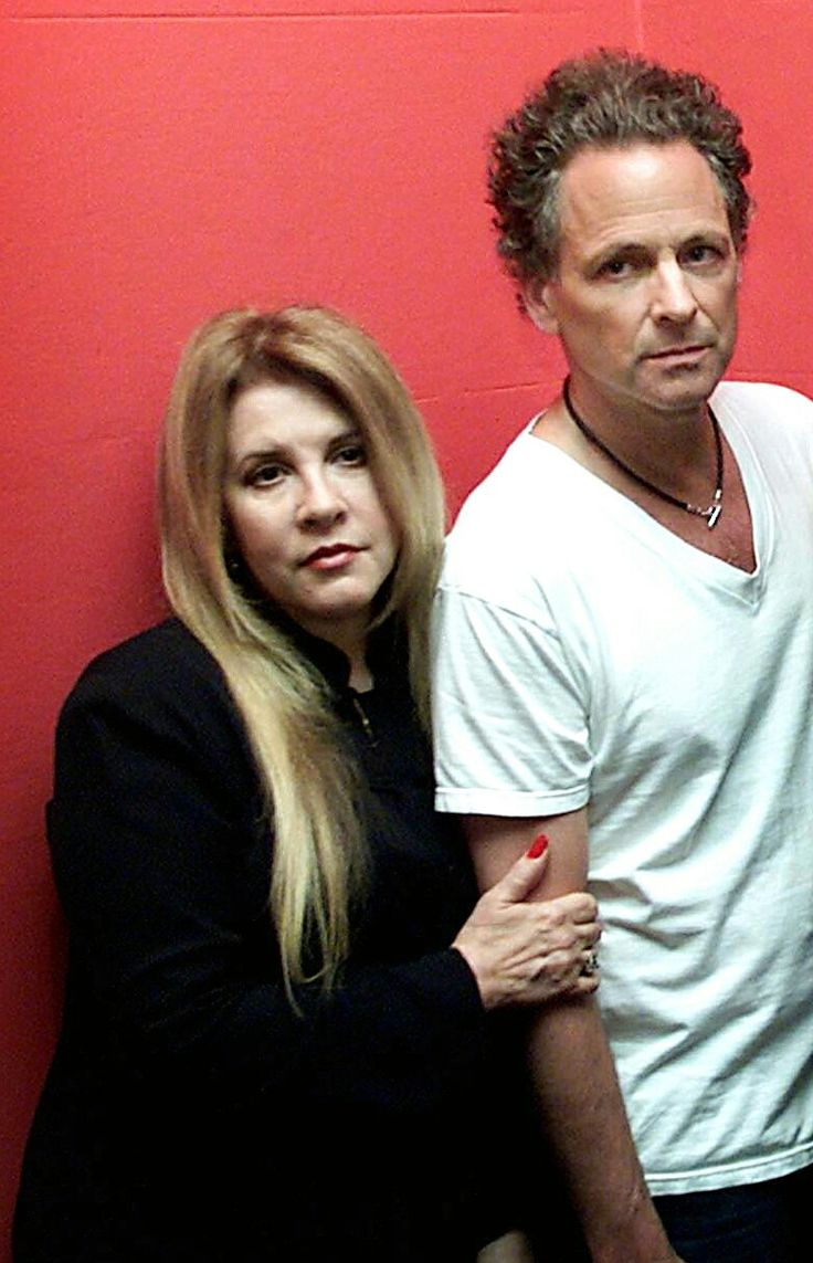 Stevie Nicks and Lindsey Buckingham, Fleetwood Mac