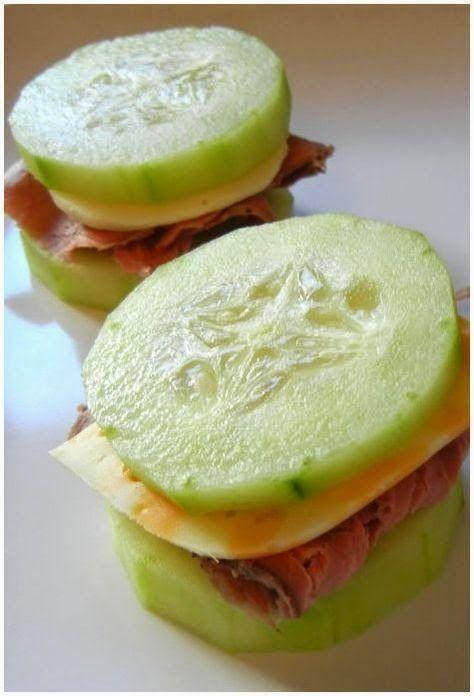 Lust auf einen lecker, leichten Snack? Sieh hier 6 herrlich leichte und gesunde Snacks für dich und deine Gäste! - Seite 6 von 6 - DIY Bastelideen
