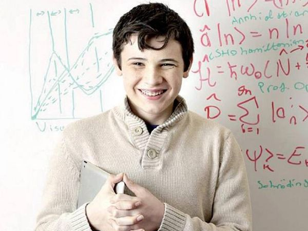 The boy with Asperger's syndrome who is the world's youngest astrophysics researcher
