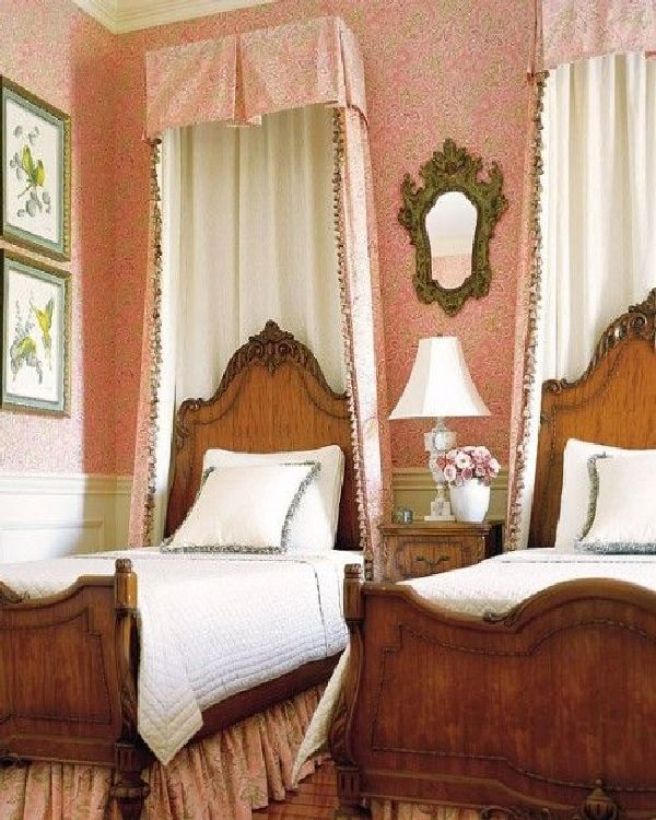 canopy beds for twin - photo #4