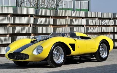 Ferrari 500 TRC (1957)