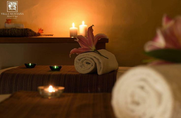 Cualquier día es bueno para un escape, incluso a mitad de semana. 💆🏻💆🏻♂️ Reserva con nosotros tu masaje preferido al: ☎️ 01 800 963 3100  #HotelVillaMontaña #Spa