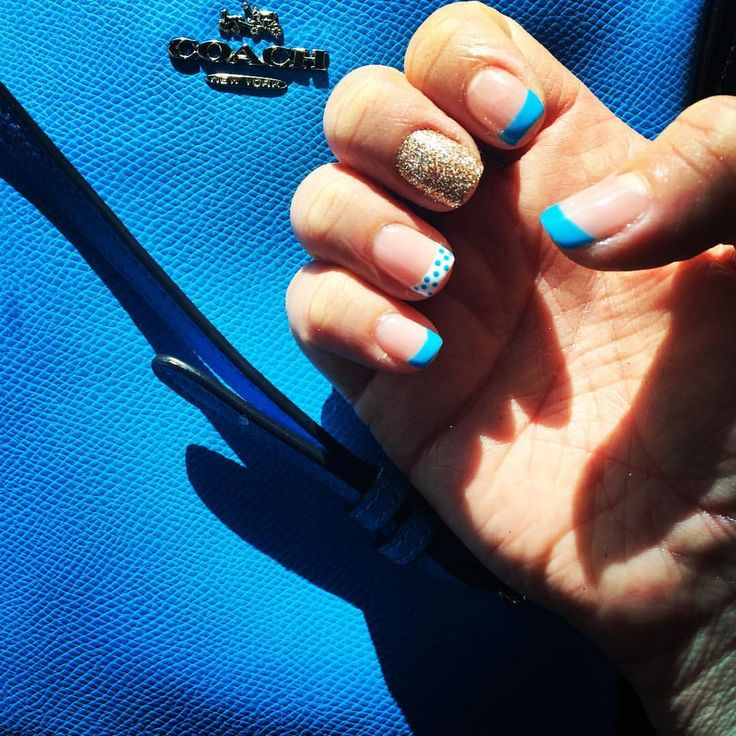 "19 Likes, 3 Comments - Meghan Jeffrey Trisko (@megalinamcgee) on Instagram: ""Matching nails and purse! #freshmani"""