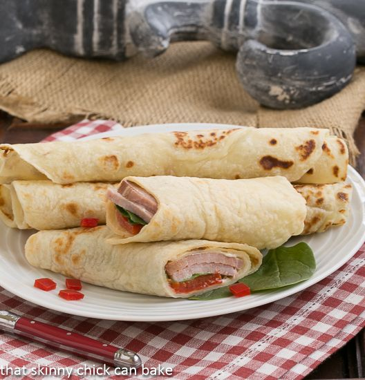 Did you know lefse isn't just for dessert? You can make sandwich wraps, too! Here's a recipe for Norwegian Potato Lefse.