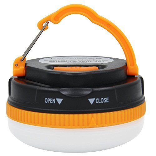 TORCHSTAR LED Camping Lantern and Emergency Light - Battery Powered 5 Modes (3 Levels Brightness, Strobe, SOS) Tent Light w/ Hook and Magnetic for Camping, Hiking, Emergency, Blackout, Car repair. For product & price info go to:  https://all4hiking.com/products/torchstar-led-camping-lantern-and-emergency-light-battery-powered-5-modes-3-levels-brightness-strobe-sos-tent-light-w-hook-and-magnetic-for-camping-hiking-emergency-blackout-car-repair/ #carcampinginfo #campingproducts