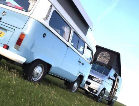 VW Campervan Hire Cowbridge Vale Of Glamorgan UK Wales Motorhome