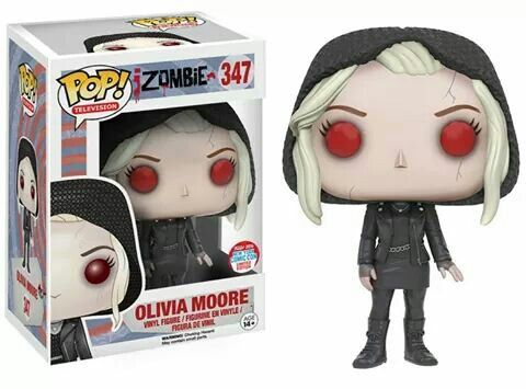 ~Olivia Moore from iZombie~ Ahhhhh how can I not find theses. Ill just buy online and have to wait :(