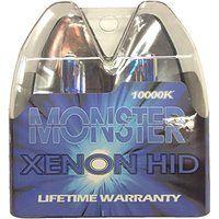 Cheap EuroDezigns 9005 Monster Blue Headlights - High Beam 10000k Xenon-Krypton…