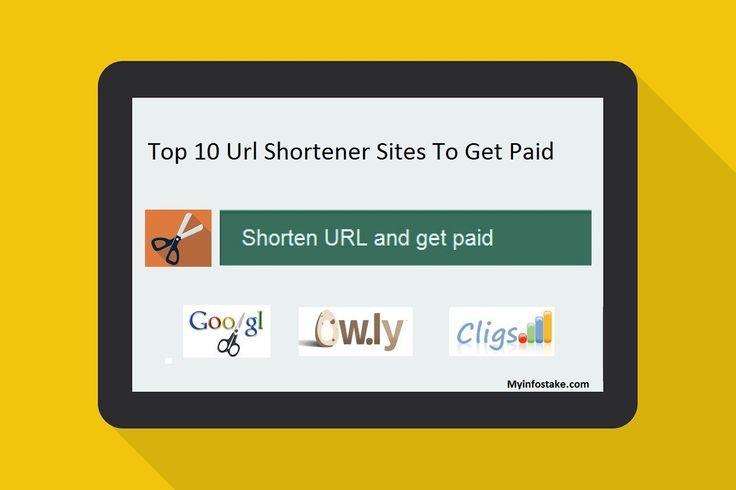 Url shortening sites