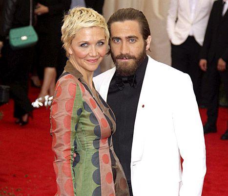 Jake Gyllenhaal, Maggie Gyllenhaal at Met Gala 2014 - Us Weekly