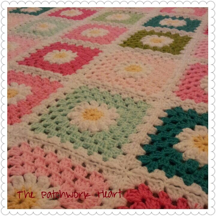 41 besten Crochet ~ Baby Blankets Bilder auf Pinterest | Crochet ...