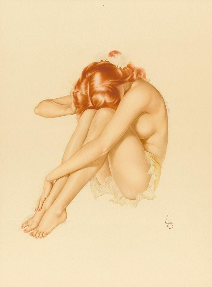 Alberto Vargas' Gallery list