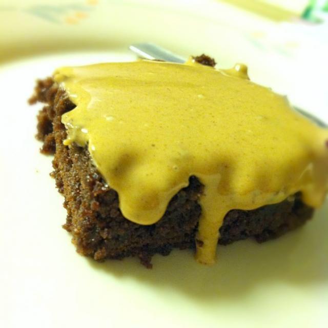 レシピとお料理がひらめくSnapDish - 55件のもぐもぐ - ピーナッツバターチョコレート/ peanut butter brownies by Juliee ~ ジュリー