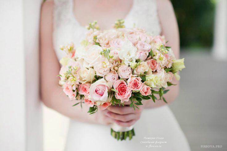 Букет невесты из роз #букетневесты #свадебныйбукет #розы #букетизроз