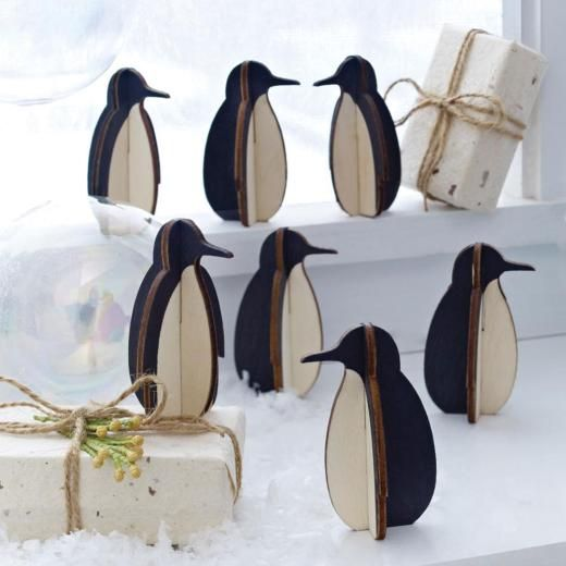 Tux penguins ...now in stock!