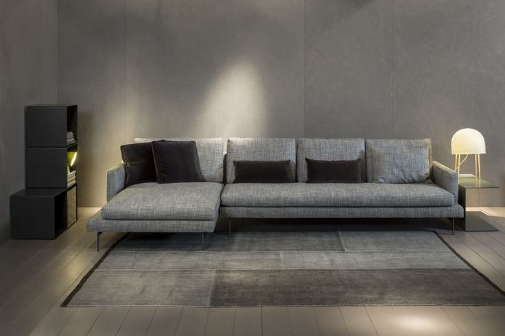 Larsen- sofa composition. Different sizes can be combined to obtein the best solution for your needs.