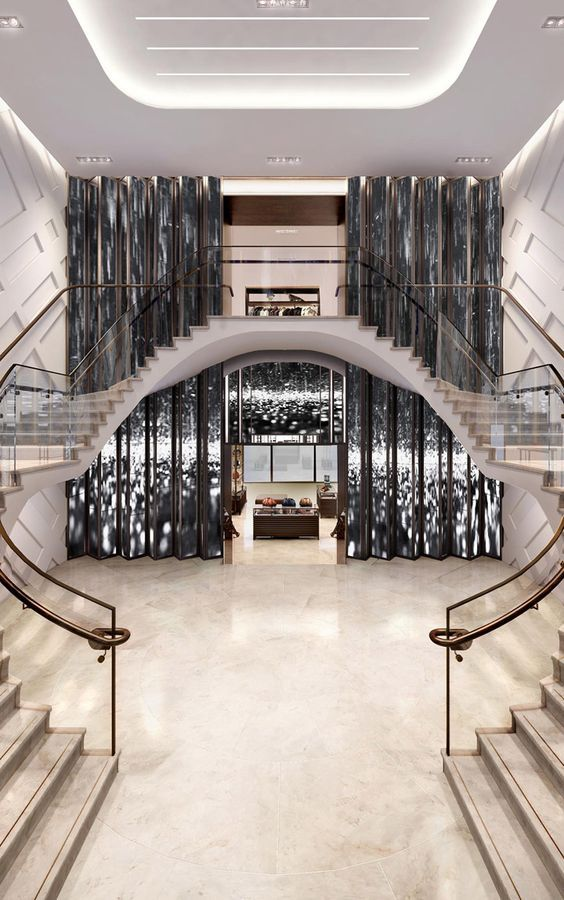 Burberry flagship store at Pacific Place, Hong Kong store design: