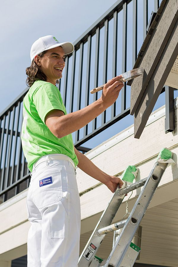 Wow 1 Day Painting Takes The Hassle Out Of Painting By Giving You The Quality You Expect In A Timeli Exterior Paint House Paint Interior Painting Contractors