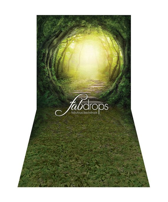 Hey, I found this really awesome Etsy listing at https://www.etsy.com/listing/227628793/enchanted-forest-backdrop-in-vinyl