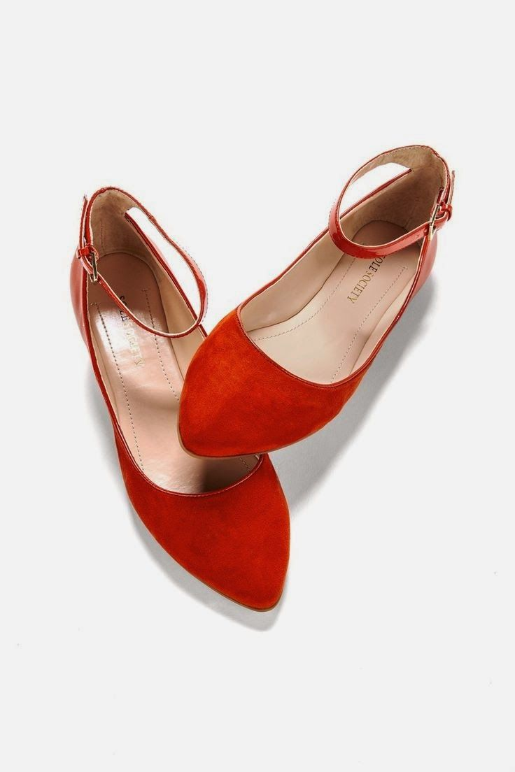 Enjoy free shipping and easy returns every day at Kohl's. Find great deals on Womens Red Ballet Flats at Kohl's today!