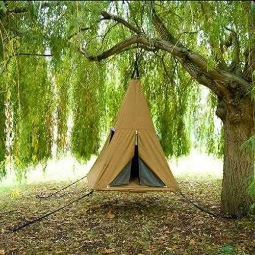 Another  cool single person tent.