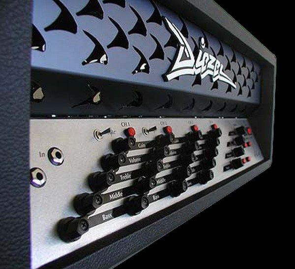 Diezel Amps... Good stuff