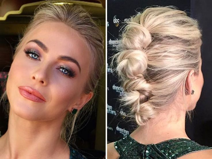 Would you tie your hair in knots? Despite what it sounds like, it LOOKS amazing, as we saw on Julianne Hough on the March 27 episode of 'Dancing With The Stars.'
