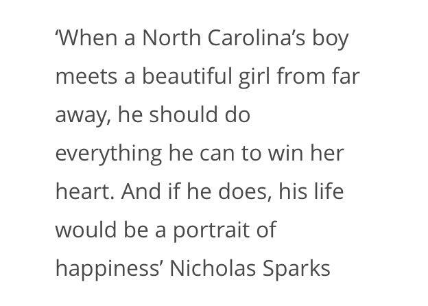 The Longest Ride Nicholas Sparks Quotes