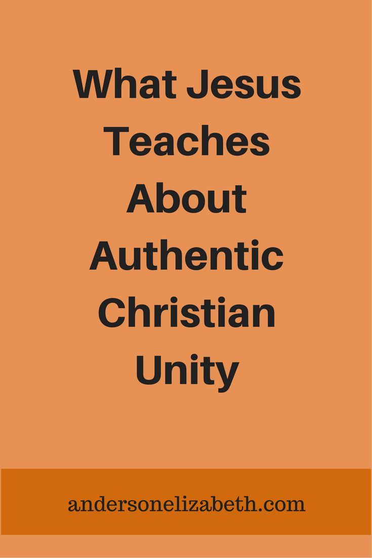 """Christian Women's Ministry is not """"Mission Impossible"""". Look at what Jesus teaches about unity in the Holy Spirit."""