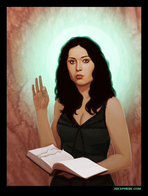 Jska Priebe - Women of Science Fiction: River Tam (Firefly)