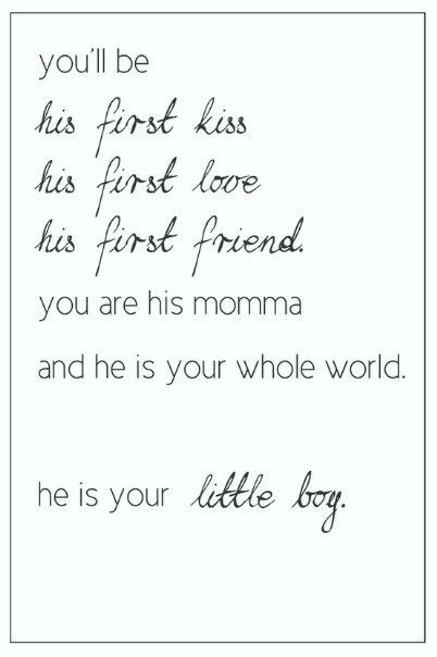 for my sister, who'll soon be a mom :)