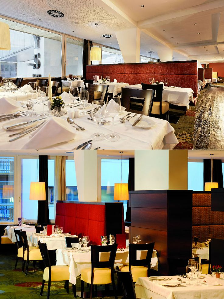 Hotel The Crystal | Design Hotel | Austria | http://lifestylehotels.net/en/hotel-the-crystal | restaurant, fancy, luxury