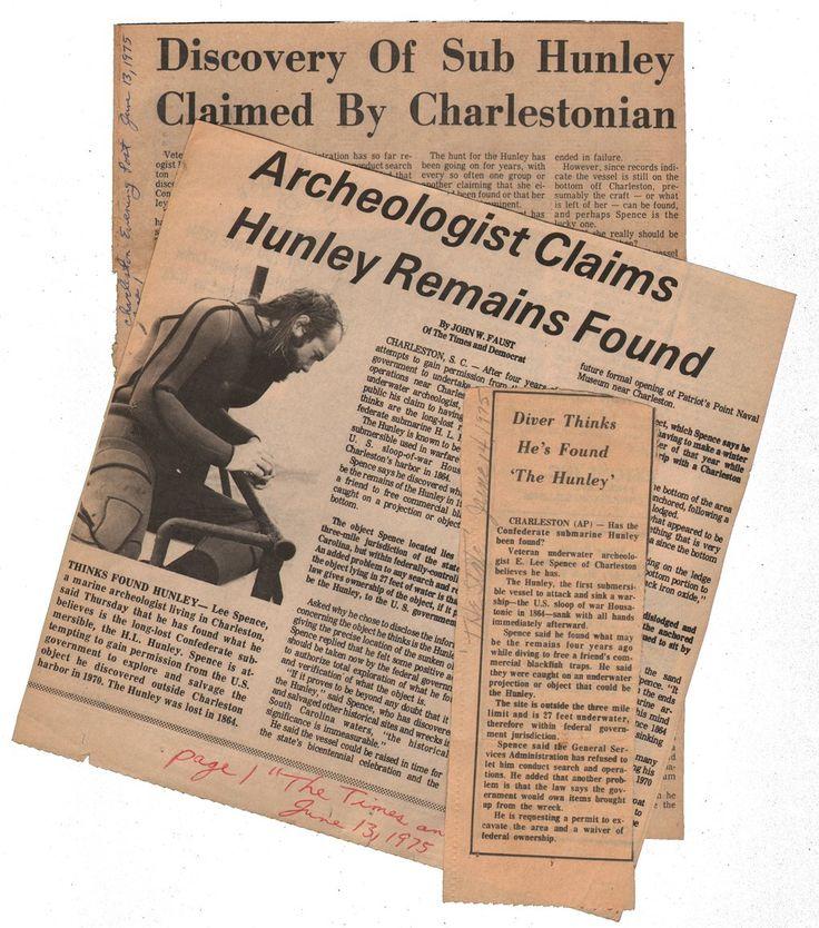 28 best images about H.L. Hunley on Pinterest | Civil wars ...