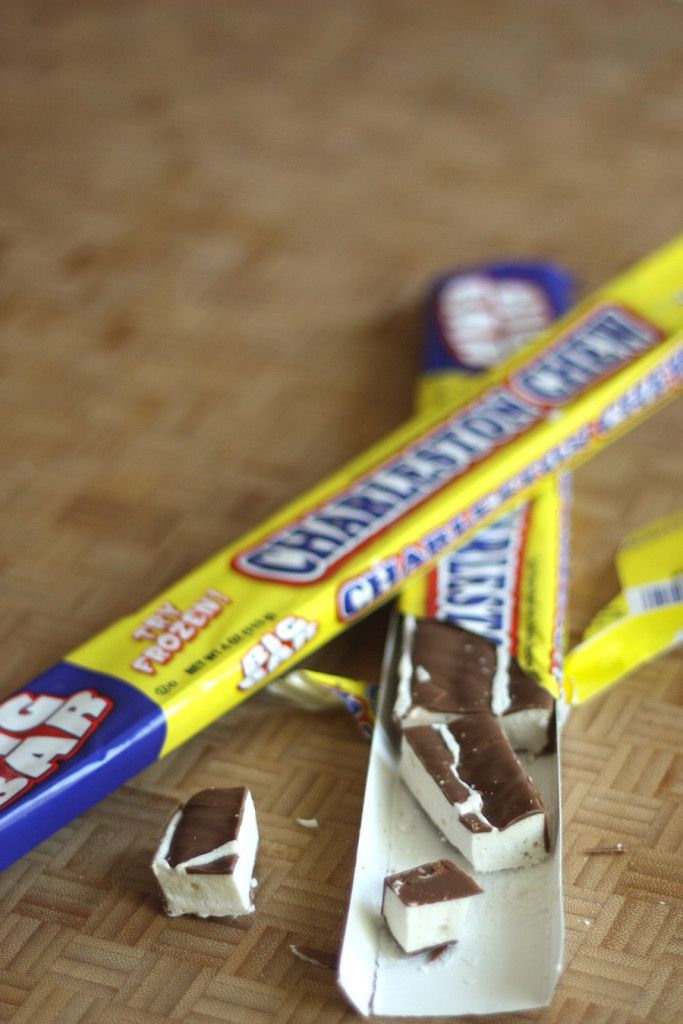 Why You Should Freeze Charleston Chews | Project Domestication