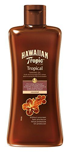 Hawaiian Tropic – Y00537F0 – Huile de Bronzage – Noix de Coco