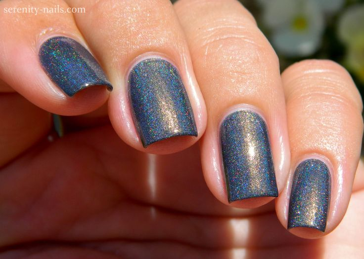 Silent Night swatched by @cdavid0648