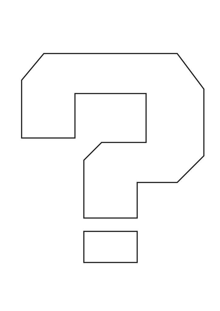 super mario brothers question mark printable   this life size super mario question mark block plays random mario ...
