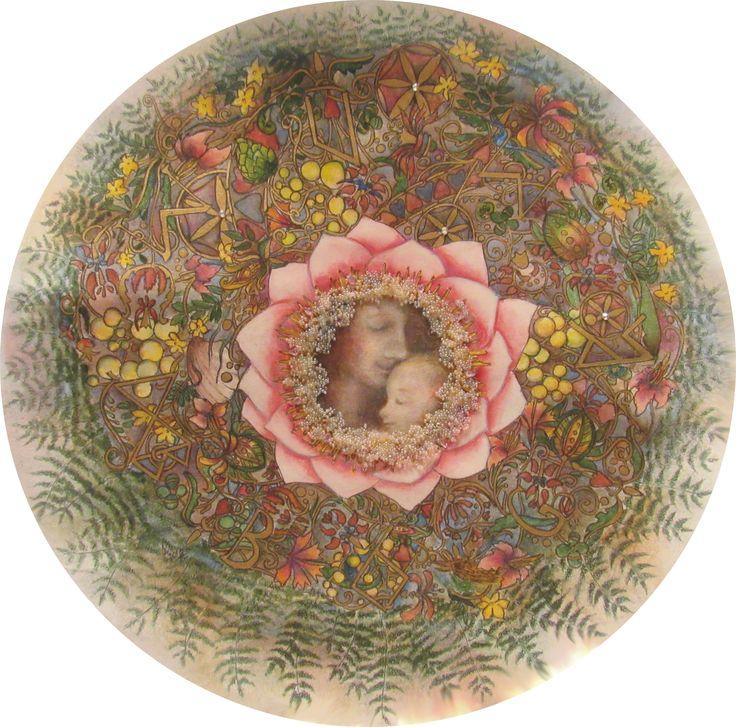Fertility Mandala - Termékenység Mandala