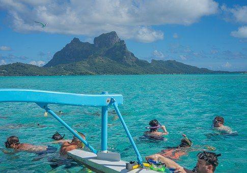 Bora Bora, Francouzská Polynésie