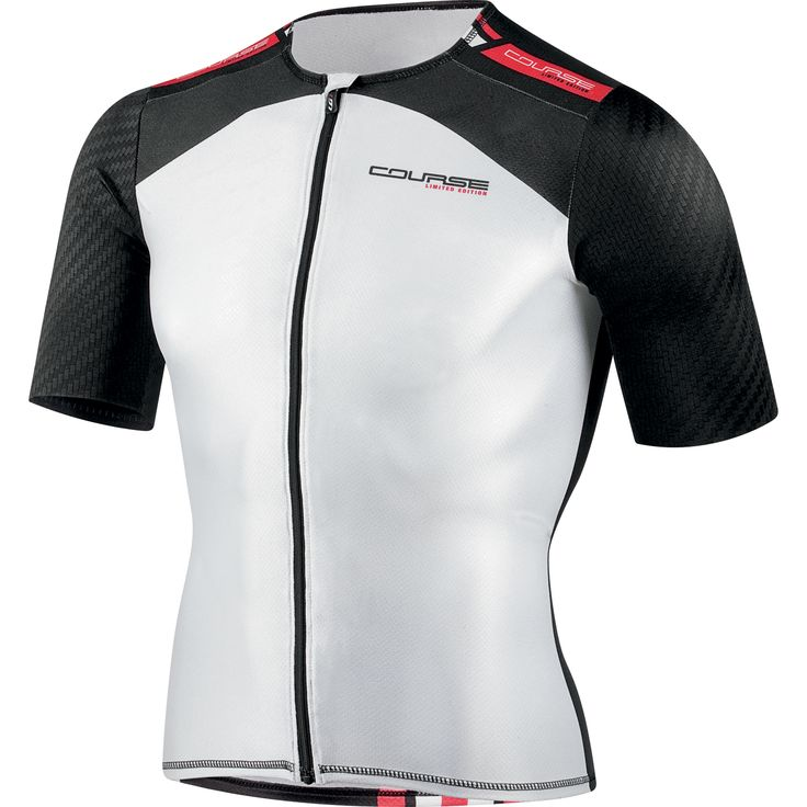 Louis Garneau Course Tri Jersey. Also available in sleeveless version.
