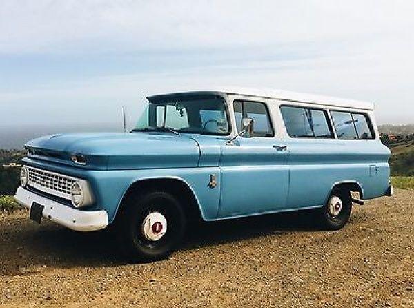 Chevrolet: Suburban 1963 c 10 chevy suburban