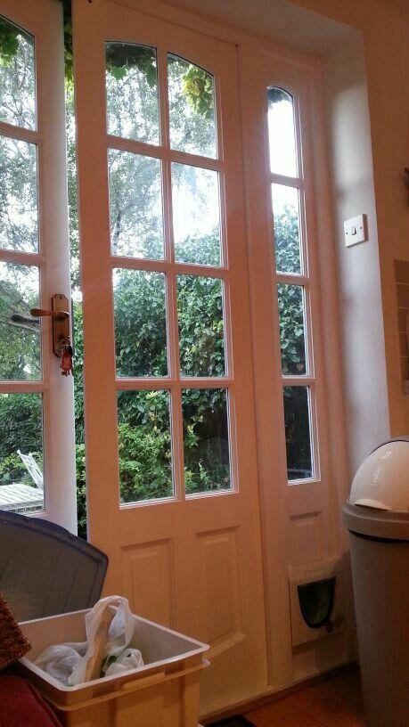Old house doors