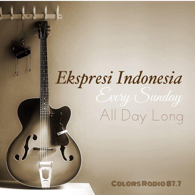 Ekspresi indonesia