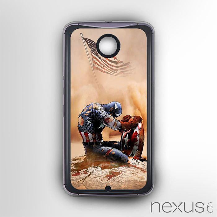 Capt America for Nexus 6 phonecases