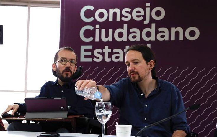 Iglesias impone como regla general que la marca Podemos esté en las papeletas