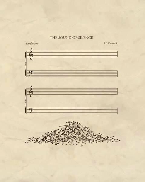 Bellafaye Garden - Sound of Silence sheet music