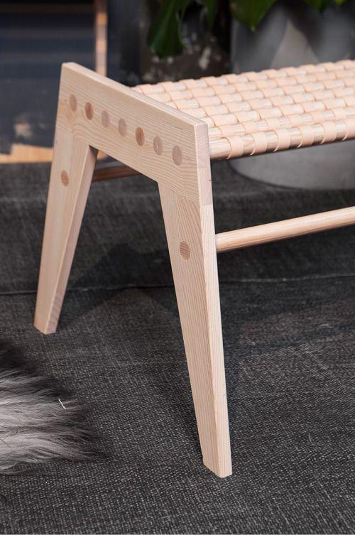 Pricken över livet - Granit + Smålands Skinnmanufaktur och Formbruket